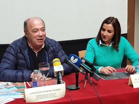 Presentación de la Programación de Navidad del Ayuntamiento de Isla Cristina