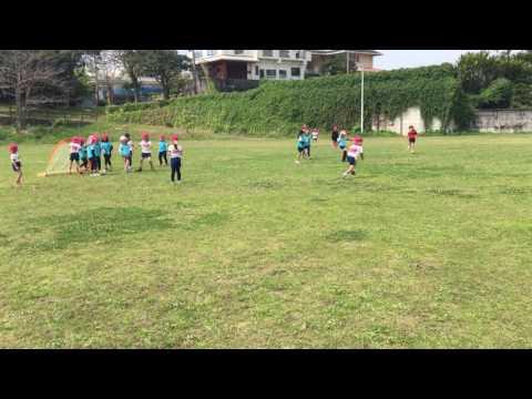 沖縄 サッカースクール 保育園巡回指導 ディヴェルチール