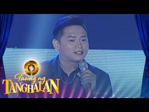 Tawag ng Tanghalan: Mark Michael Garcia | Kastilyong Buhangin  (Day 5 Semifinals)