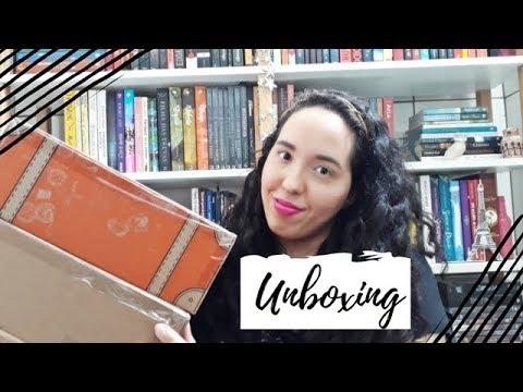 Unboxing Pandora Box e Turista Literário de Outubro (2018) | Um Livro e Só