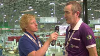 WorldSkills Americas, Michael Hourihan Interview