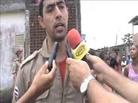 TV LÍDER   Tentativa de suicídio no alto da torre em Mutuípe