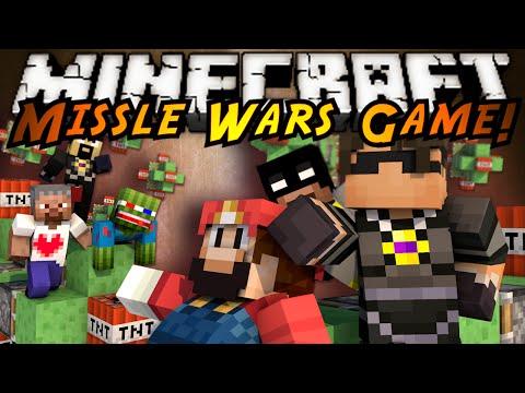 Minecraft Mini-Game : MISSILE WARS!