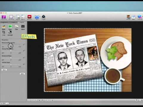 Voila- Mac Screen Capture and Screen Recording app tutorial