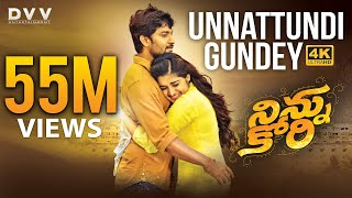 Nonton Ninnu Kori Telugu Movie Full Songs 4k   Unnattundi Gundey Video Song   Nani   Nivetha Thomas   Aadhi Film Subtitle Indonesia Streaming Movie Download