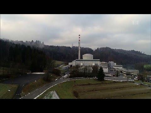 Λουκέτο στο ένα από τα πέντε πυρηνικά εργοστάσια της Ελβετίας…