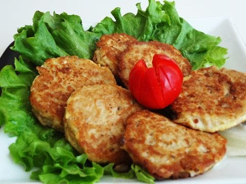 Korean Recipe: How to make a Simple Tuna Pancakes or Fritters – Chamchijeon – 참치전