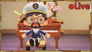 Animal Crossing - Becoming A Rockstar - • Live