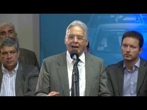 Discurso FHC – Encontro Nacional de Prefeitos do PSDB