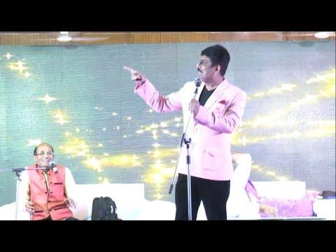 शैलेश लोढ़ा (तारक मेहता) ने किया हंसा हंसा कर सबको लोटपोट.. Shailesh lodha Comedy in Kavi Sammelan