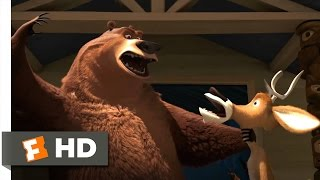 Open Season   Staging An Attack Scene  2 10    Movieclips