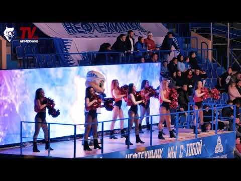 Вы это видели? Ice Club и маскоты Нефтехимика повторили танец Ольги Бузовой (видео)