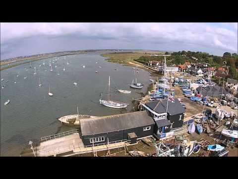West Mersea Drone Video