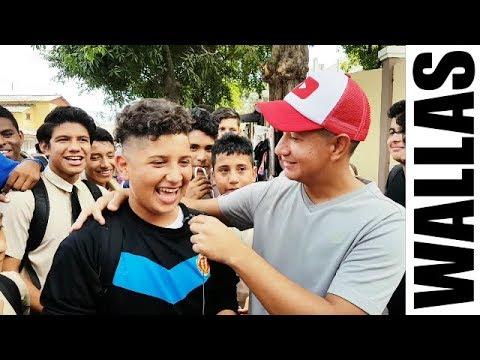 Preguntas capciosas en el COLEGIO VICENTE ROCAFUERTE de Guayaquil