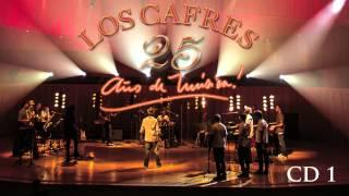 Los Cafres 25 años AUDIO FULL ALBUM 2013 CD 1