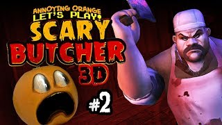 The Scary Butcher #2 (The Ending)!!!