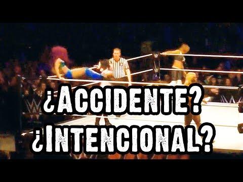 El Golpe de Paige - ¿ACCIDENTAL Ó INTENCIONAL?