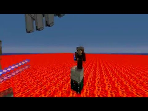 Star Wars - Anakin Skywalker vs Obi Wan Kenobi MINECRAFT [PL/ENG]