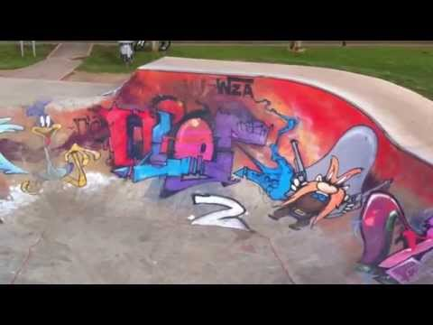 Visit to Werrington Skate Park