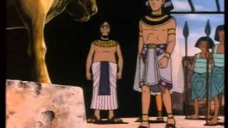 BIBLIA ILUSTRADA PARA NIÑOS--11-Moises El Egipcio.