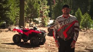 2. TEST RIDE: 2015 Honda Rancher 420