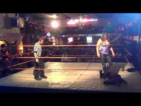 big woman wrestling