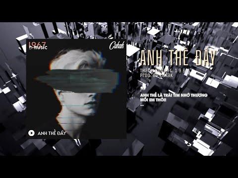 Anh Thề Đấy - Thanh Hưng「Cukak Remix」/ Audio Lyrics Video