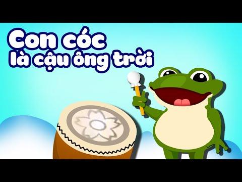 Phim Hài, Cổ Tích Dân Gian Việt Nam, Cóc Kiện Ông Trời