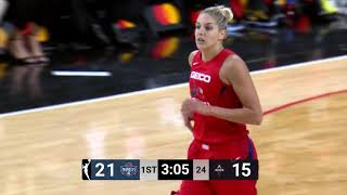 EDD Goes for 29 in Win Over Aces by WNBA