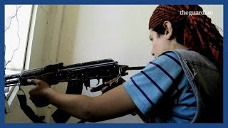 European  Jihadis Battle For Idlib