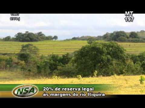 fazenda em itiquira MT197 1224 ha