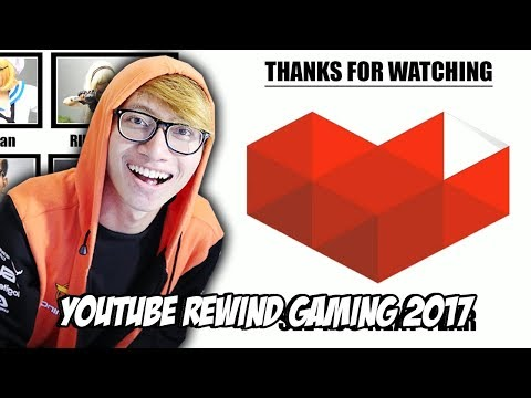 YOUTUBE REWIND GAMING INDONESIA 2017 | REACTION :)