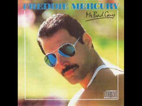 Freddie Mercury Let's Turn It On