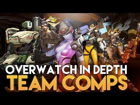 Overwatch In Depth: Team Comp Guide (Part 1) (видео)