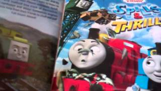 Nonton Thomas And Friends  Spills And Thrills And Railway Mischief Dvd Unboxing Film Subtitle Indonesia Streaming Movie Download