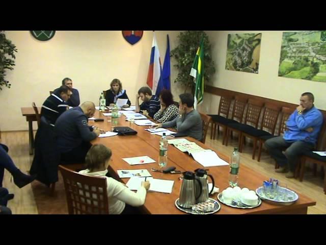 Mimoriadne zastupiteľstvo Košická Polianka 30.01.2015