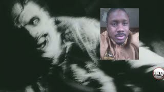 Thomas Hewitt Leatherface Real Footage!!! REACTION VIDEO