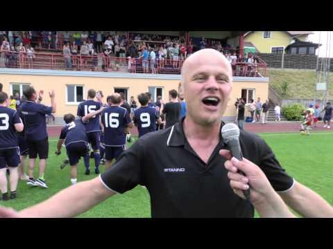 Fussballmeister 2015 Bad Leonfelden