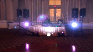 Sound & Lights Check at Chateau Laurier Banquet Hall