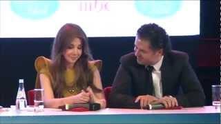 "Arab Idol -نور نانسي ""كهرب الأجواء"".. وأحلام ترحب بحرارة"