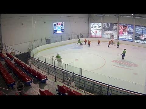 Шорт хоккей. Лига Про. 18 июля 2018 г - DomaVideo.Ru