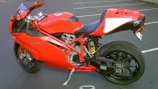 9. Contra Costa Powersports-Used 2006 Ducati 999 Testastretta Superbike motorcycle