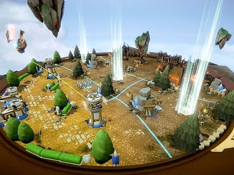 OC4   Shooters and Strategy Lessons Learned from Skyworld and Arizona Sunshine