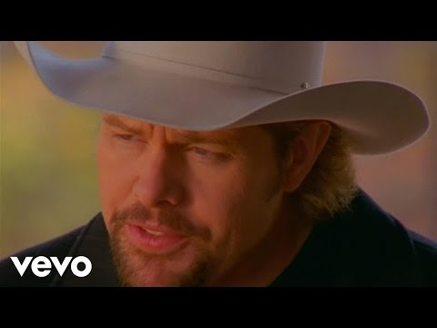 Toby Keith - My List