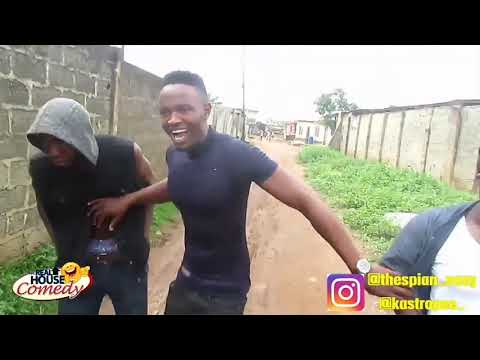 The Slap (Real House Of Comedy) (Nigerian Comedy)