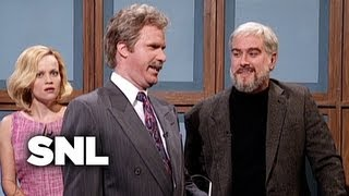 Download Video Celebrity Jeopardy: Sean Connery, Anne Heche, Chris Tucker - Saturday Night Live MP3 3GP MP4