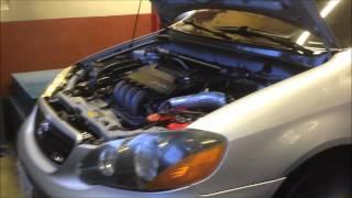 7. 2ZZ-GE All Motor Corolla XRS