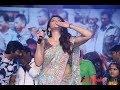 Mehreen Pirzada Cute Telugu Speech @ Raja The Great Pre Release Event    Ravi Teja