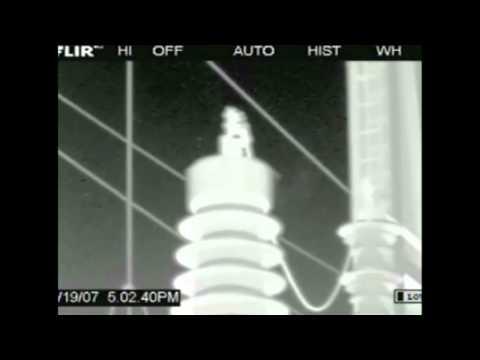 FLIR GasFindIR-LW Infrared Camera in Action