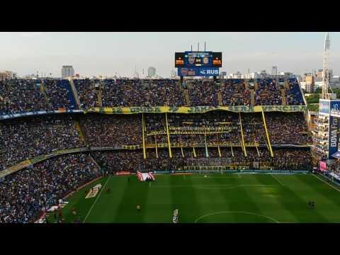 Boca-RosarioCentral: Esta es tu hinchada la que tiene aguante...♪♫ - La 12 - Boca Juniors